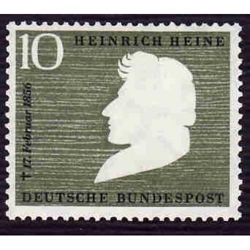German MNH Scott #740 Catalog Value $2.75