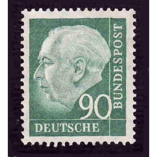 German Hinged Scott #761 Catalog Value $14.45