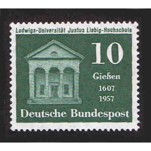 German Hinged Scott #768 Catalog Value $.40