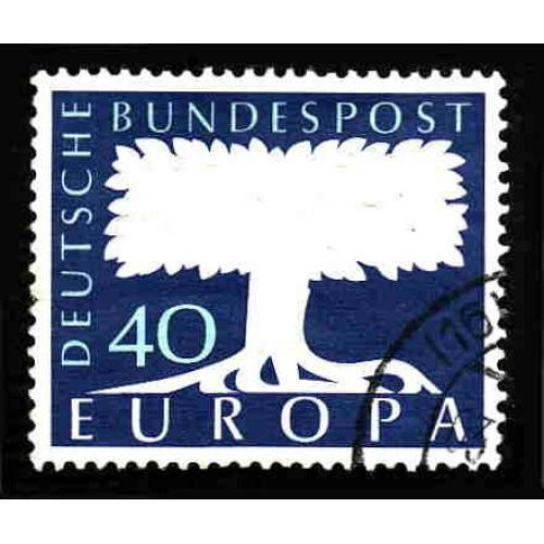German Used Scott #772 Catalog Value $.40