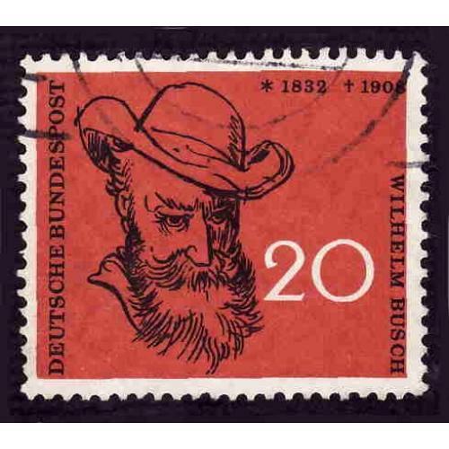 German Used Scott #781 Catalog Value $.60