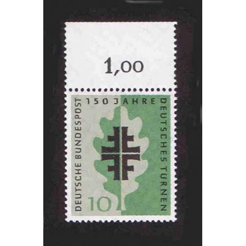 German MNH Scott #788 Catalog Value $.40