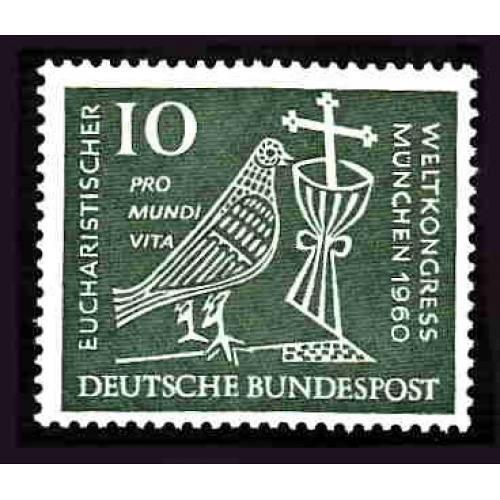 German Hinged Scott #811 Catalog Value $.50