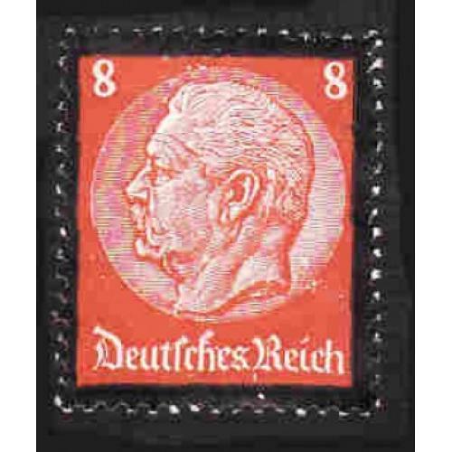 German Hinged Scott #439 Catalog Value $2.25