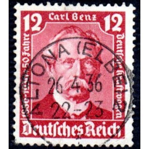 German Used Scott #471 Catalog Value $1.00