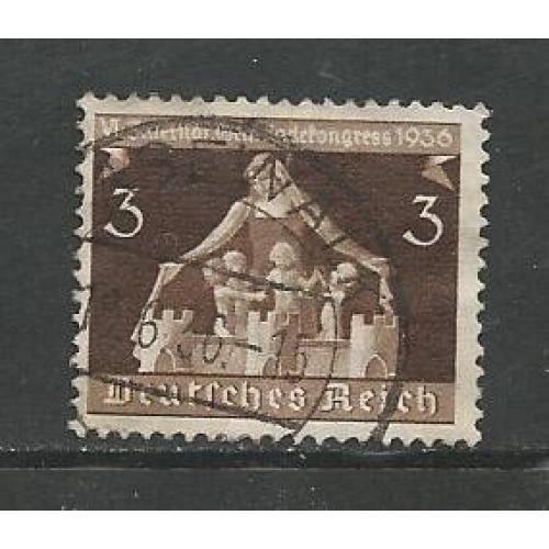 German Used Scott #473 Catalog Value $.30