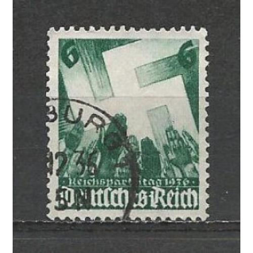 German Used Scott #479 Catalog Value $.60