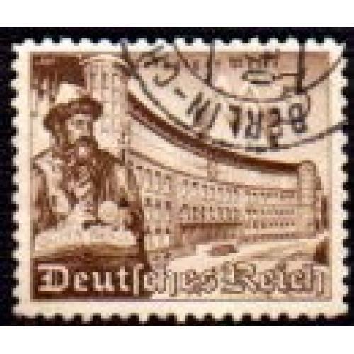 German Used Scott #494 Catalog Value $.50