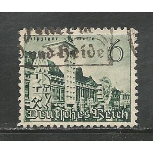 German Used Scott #495 Catalog Value $.50