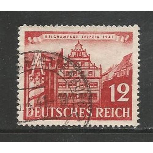 German Used Scott #500 Catalog Value $1.25