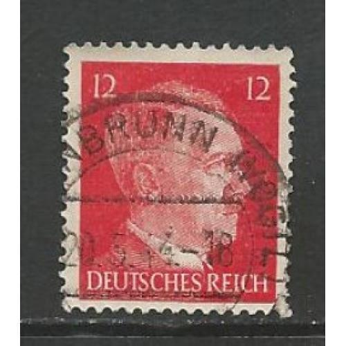 German Used Scott #511B Catalog Value $.45
