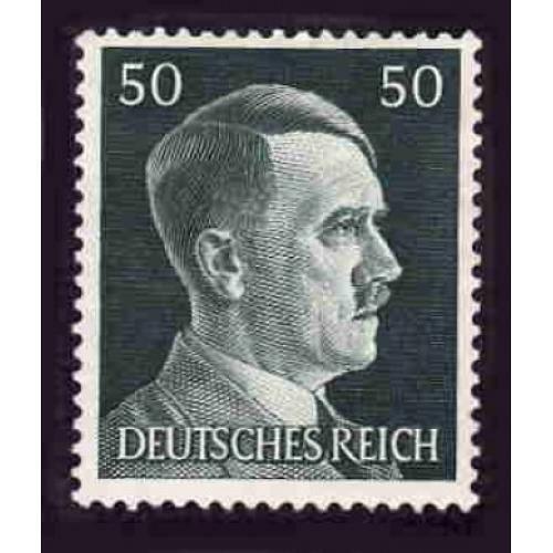 German Hinged Scott #521 Catalog Value $.25