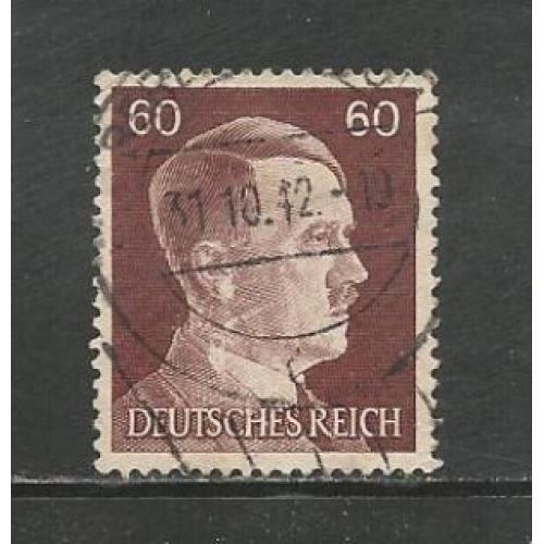German Used Scott #522 Catalog Value $.45