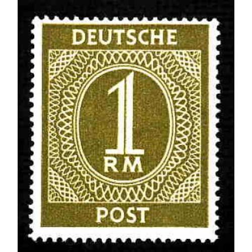German MNH Scott #556 Catalog Value $.25