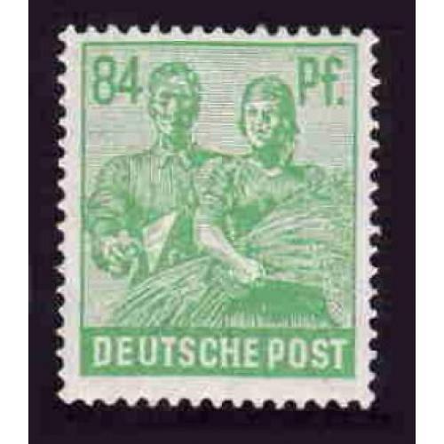 German MNH Scott #573 Catalog Value $.36