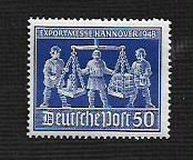 German MNH Scott #585 Catalog Value $.28