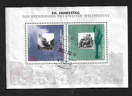 German Used Scott #1897 Catalog Value $1.60