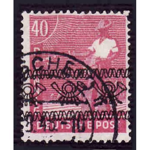 German Used Scott #611 Catalog Value $2.00