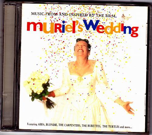 Muriel's Wedding by Original Soundtrack CD 1995 - Very Good
