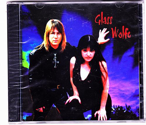 Glass Wolfe by Glass Wolfe CD - Brand New