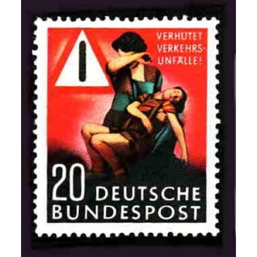German MNH Scott #694 Catalog Value $13.50