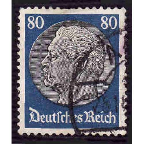 German Used Scott #413 Catalog Value $1.20