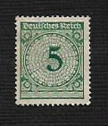 Germany Hinged NG Scott #324 Catalog Value $.40