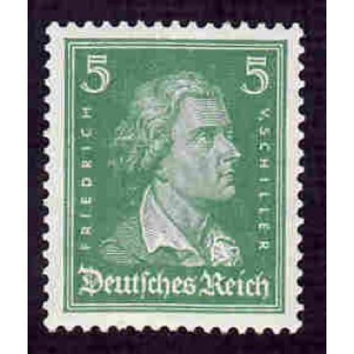 German MNH Scott #353 Catalog Value $12.52