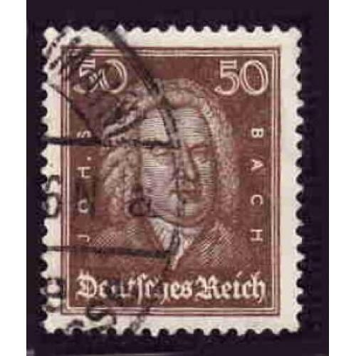German Used Scott #361 Catalog Value $8.00