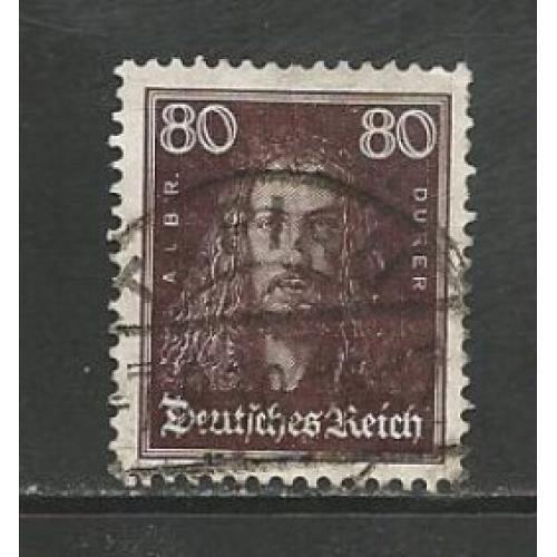 German Used Scott #362 Catalog Value $5.00