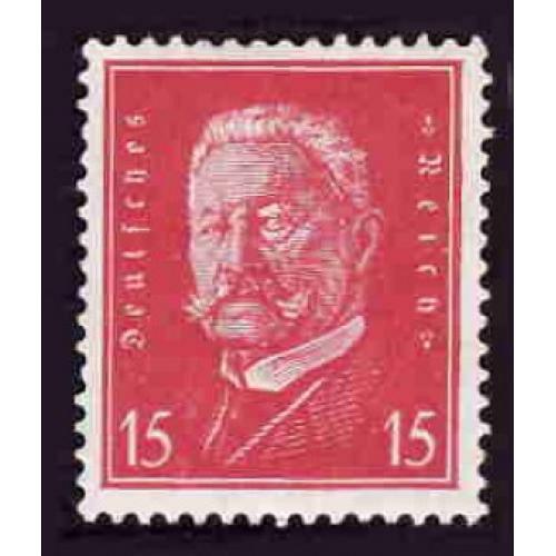 German MNH Scott #374 Catalog Value $5.80