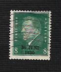 German Used Scott #385 Catalog Value $.95
