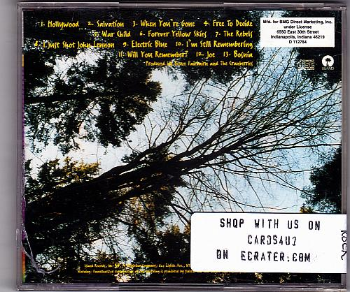To the Faithful Departed by The Cranberries CD 1996 - Very Good