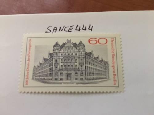 Berlin Patent law mnh 1977
