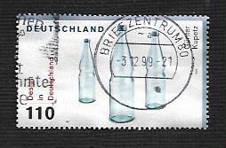 German Used Scott #2051c Catalog Value $1.35