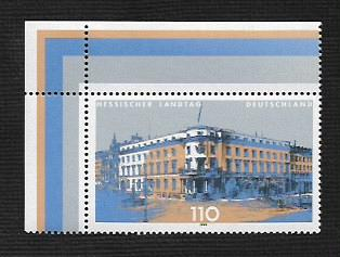German MNH Scott #2027 Catalog Value $1.30