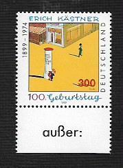 German MNH Scott #2028 Catalog Value $3.25
