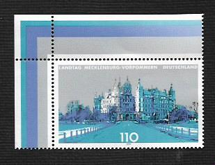 German MNH Scott #2030 Catalog Value $1.30