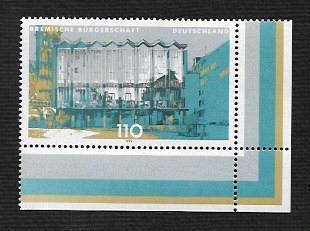 German MNH Scott #2031 Catalog Value $1.30
