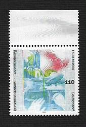 German MNH Scott #2034 Catalog Value $1.30