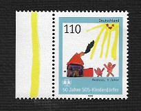 German MNH Scott #2043 Catalog Value $1.30
