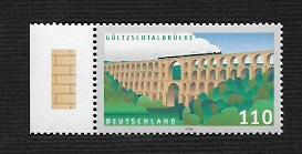 German MNH Scott #2057 Catalog Value $1.20