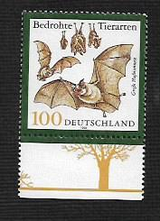 German MNH Scott #2059 Catalog Value $1.20