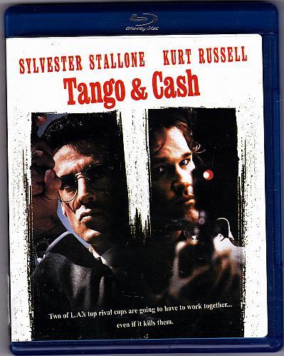 Tango Cash - Blu-ray Disc, 2009) - Like New