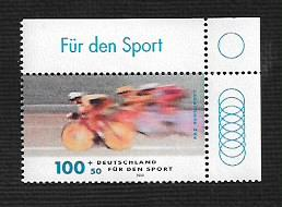 German MNH Scott #B844 Catalog Value $1.75