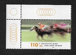 German MNH Scott #B846 Catalog Value $1.75