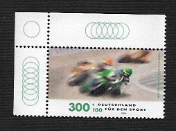 German MNH Scott #B847 Catalog Value $3.75
