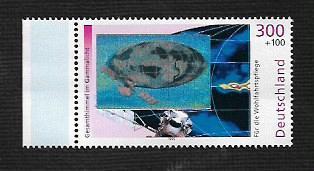 German MNH Scott #B859 Catalog Value $4.00