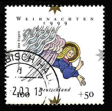 German Used Scott #B860 Catalog Value $1.60