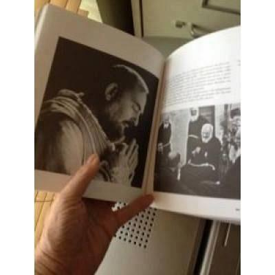 Italian book Padre Pio da Pietralcina libro